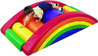 Children's Factory Rainbow Arch Climber Foam Toy for Children Active Playset for Kids