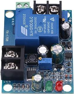 YX1708 30A Módulo de Controlador de Batería Automático de Protección de Carga 12-48V con Tablero de Protección Excesiva(36...