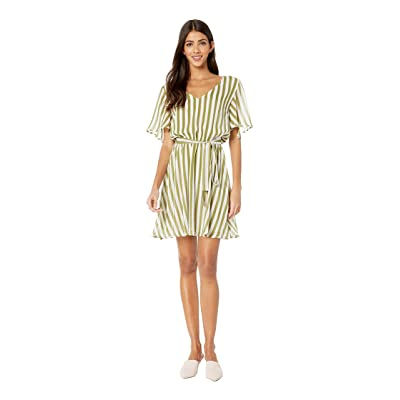 Show Me Your Mumu Anastasia Dress (Ciao Bella Stripe) Women