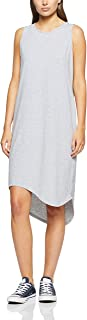 Silent Theory Women's Dress One in Eight Midi, Grey Marle, 12