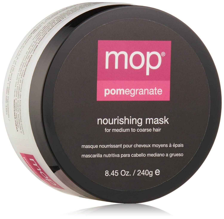 満足できる解任蒸し器MOP ナリシングマスク、ザクロ、8.45オズ