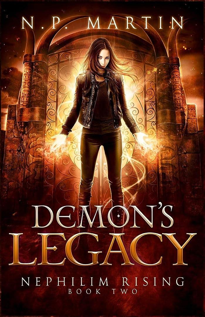 レタス差し控える服Demon's Legacy (Nephilim Rising)