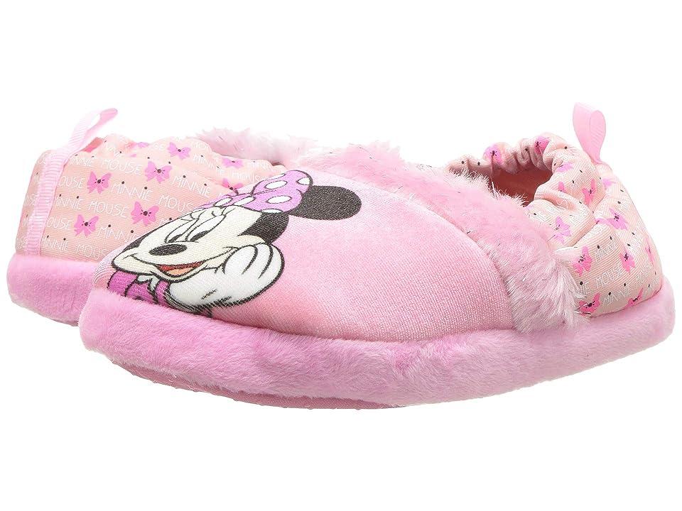 Josmo Kids Minnie Slipper (Toddler/Little Kid) (Pink 1) Girls Shoes