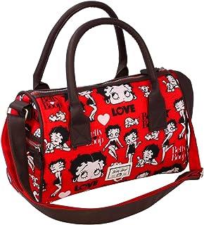 15ac27116f3249 Betty Boop Rouge Sac bandoulière, 31 cm, (Rojo)