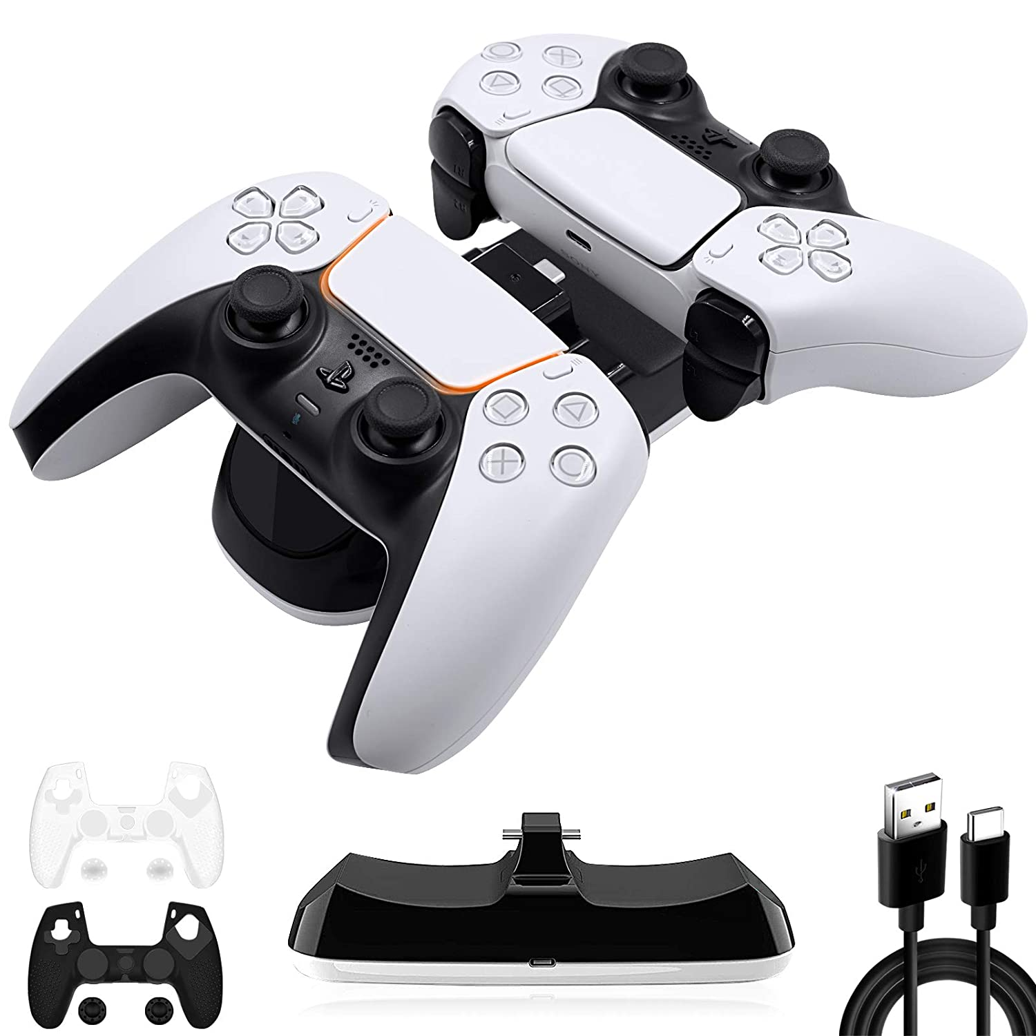 Spasm price PS5 Controller Charger Upgraded Playstation Station 5 Selling rankings Charging