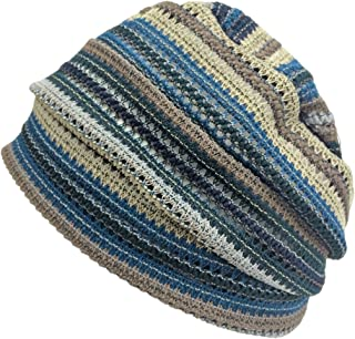 Charm Men Summer Beanie Knit - Women Hipster Slouchy Hat Boho Street Fashion Cap