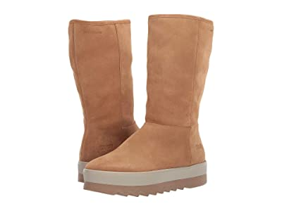Cougar Vail Waterproof (Camel Suede) Women