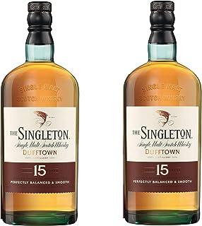 Singleton Of Dufftown 15 Years/Jahre, 2er, Malt, Whisky, Scotch, Alkohol, Alkoholgetränk, Flasche, 40%, 700 ml, 736611