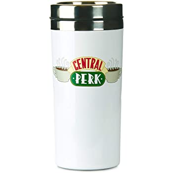 Details about Paladone Friends Central Perk Coffee Cup Travel Mug
