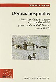 Domus hospitales. Ricoveri per viandanti e poveri nei territori subalpini percorsi dalla strada di Francia (secoli XI-XV)