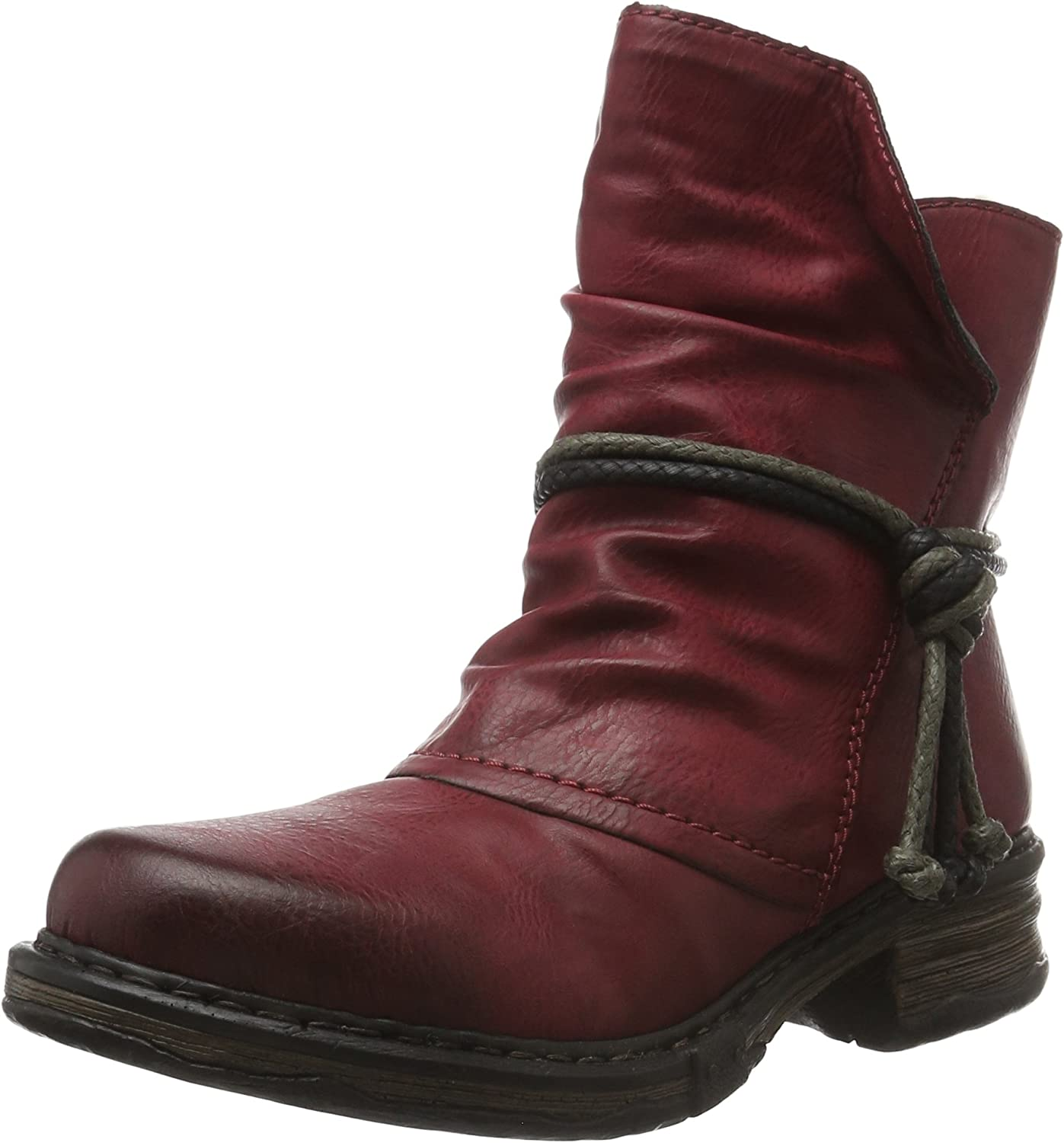 Rieker Max 56% Some reservation OFF Women's Boots Ankle