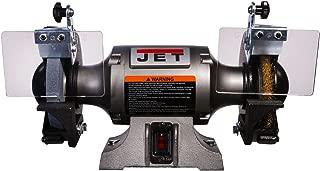 Jet 577126 Shop Grinder with Grinding Wheel & Wire Wheel