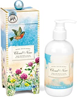 Michel Design Works Moisturizing Hand and Body Lotion with Shea Butter, Cloud Nine