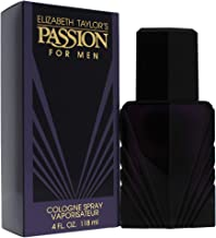 Passion by Elizabeth Taylor for Men, Cologne Spray, 4-Ounce