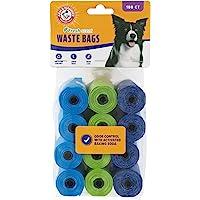 Deals on 180 Ct Arm & Hammer Easy Tear Disposable Dog Waste Bag