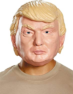 Disguise Inc - The Candidate Vacuform Election Half Mask