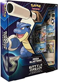 blastoise battle arena deck