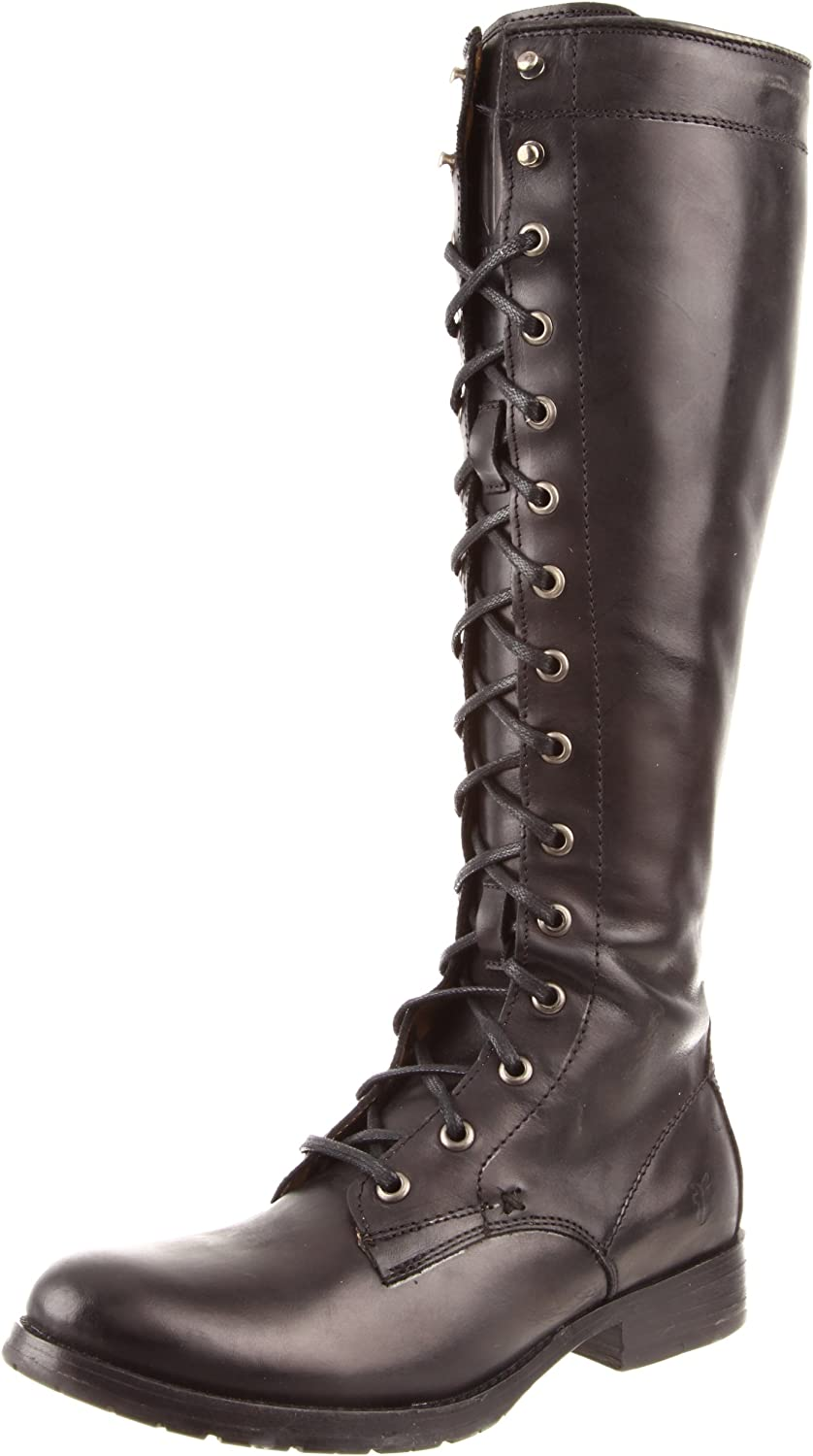 Frye Women's Melissa Tall Lace Boot