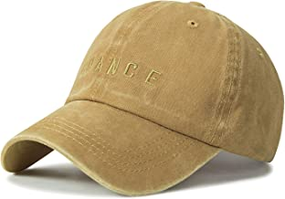 Encounter_meet Women's Baseball Men Adjustable Cap Casual Leisure Hip-Hop Hat Unisex Fashion Sport Dad Hat Bone