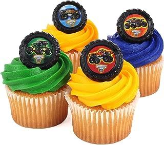 Best monster jam cupcake rings Reviews