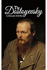 The Dostoyevsky Collection – Notes from Underground, Crime and Punishment, the Gambler and the Brothers Karamazov (English Edition) eBook Kindle