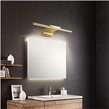Spiegel voorlicht, LED modernisering slaapkamer spiegelkast kaptafel badkamer Eitelheit veranda wandlamp (grootte: 60cm)