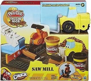 Play Doh Diggin' Rigs Saw Mill Set