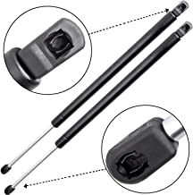 AUTOMUTO PM1062 SG330077 SG330076 6156 Lift Supports Gas Struts Shocks Springs Replacement Fit for 07-14 Cadillac Escalade 07-14 Chevrolet Suburban Tahoe 07-14 GMC Yukon XL Rear Hatch