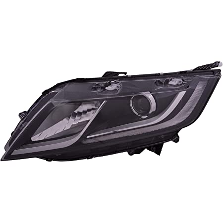 informafutbol.com Drivers Halogen Combination Headlight Lens ...