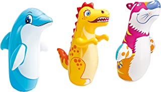 Intex Bop Bag 3D Assorted Dinosaurs - 44669NP