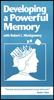 Developing a Powerful Memory (Master How to Recall Lists of Any Kind, Recall Numbers, Remember Names and More) [VHS VIDEO]