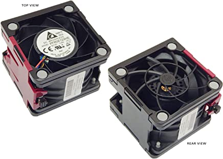HP DL380 G8 Hot-Pluggable Cooling Fan Assembly 662520-001 654577-003 PFR0612XHE-DB89
