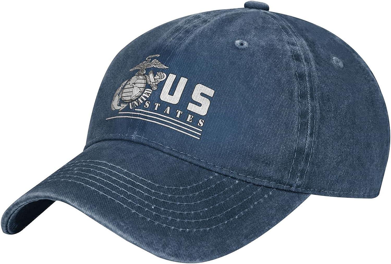 Classic Baseball Cap for Men Women 100% Cotton Adjustable Unisex Vintage Style Washed Low Profile Dad Hat 5 Colors