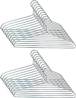 ハンガー Destyle ステンレス より 軽くて 丈夫な アルミハンガー 洗濯物ハンガーにも おしゃれ (20本セット)