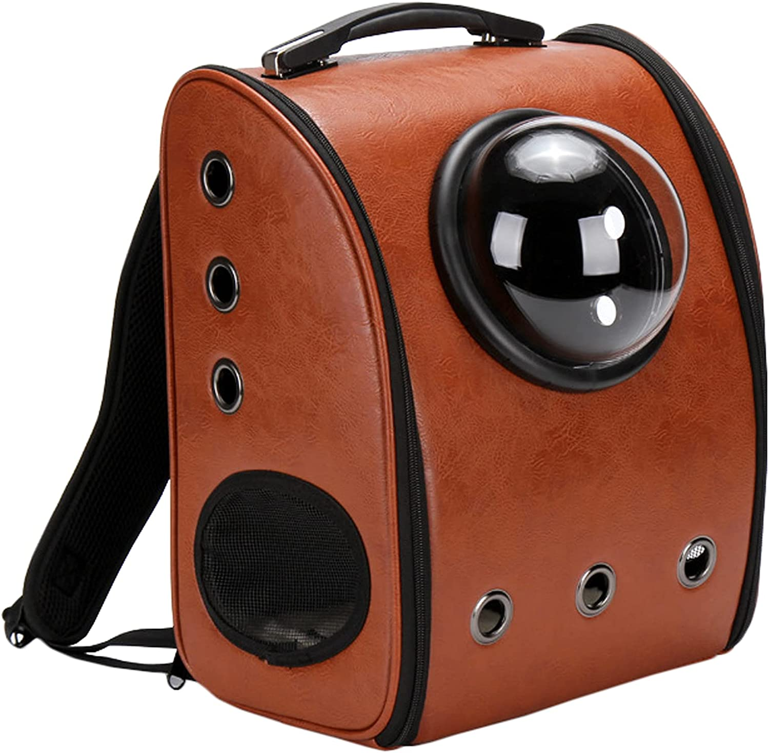 High quality new OldPAPA Cat Carrier Backpack - Space Bag Dog Breathable Max 51% OFF