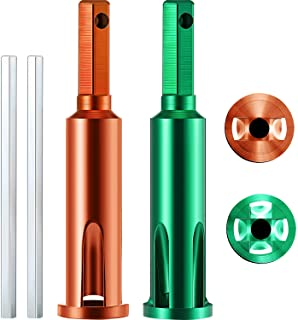 2 Pieces Wire Twisting Tools, Wire Stripper and Twister, Wire Terminals Power Tools for Stripping and Twisting Wire Cable,...