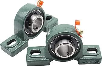 Eowpower 2 Pieces UCP205-16 Pillow Block Bearing 1
