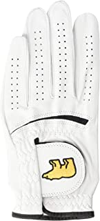 Jack Nicklaus Men's Golden Bear Leather Golf Glove