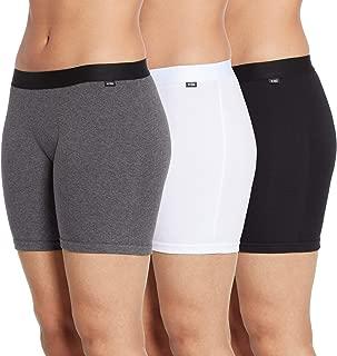 "6"" Boxer Briefs, 3 Pack Cotton Underwear, All Day Comfort (XS to 4X)"