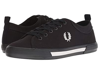 Fred Perry Horton Canvas (Black) Men