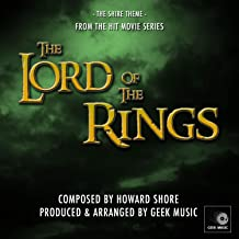Lord Of The Rings: The Shire (Concerning Hobbits)