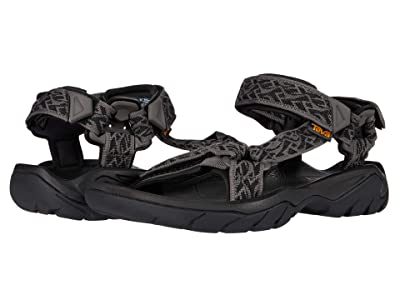 Teva Terra Fi 5 Universal (Wavy Trail Black) Men