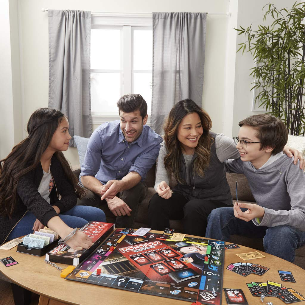 Monopoly- Tramposo (Versión Española) (Hasbro E1871105): Amazon.es: Juguetes y juegos