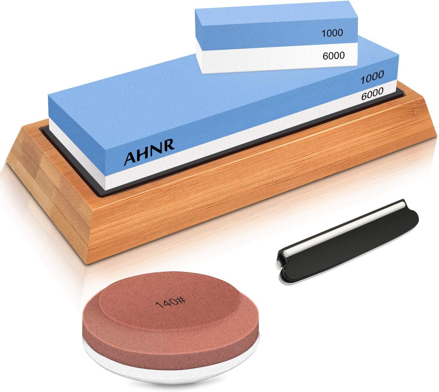 AHNR Knife Sharpening Stone Set $10.40 Coupon