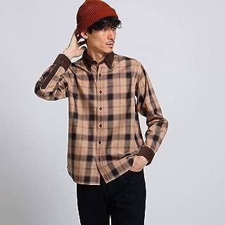 タケオキクチ(TAKEO KIKUCHI) クレリックチェックシャツ
