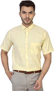 Linen Men S Formal Shirts Buy Linen Men S Formal Shirts Online At