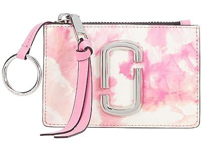 Marc Jacobs Snapshot Tie-Dye Top Zip Multi Wallet
