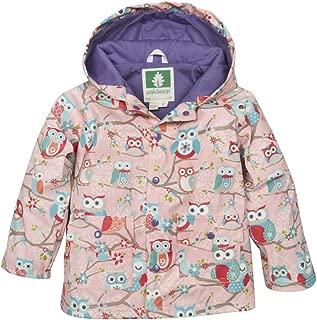 OAKI Children's Rain Jacket for Boys Girls Toddlers Kids
