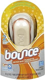 Bounce Dryer Bar Fabric Softener High Efficiency Outdoor Fresh