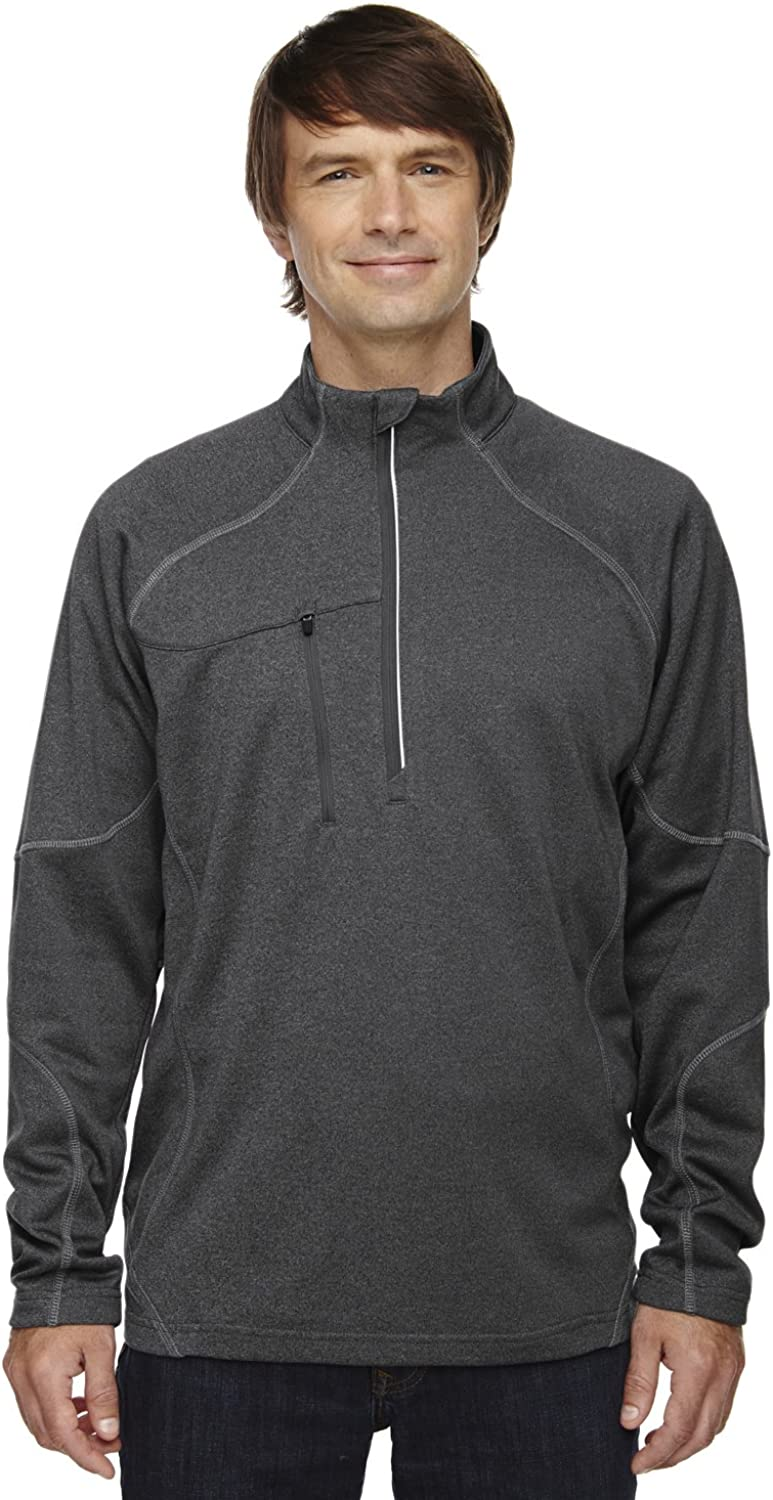 Ash City - North Spring new work one after another End Max 65% OFF Fleece Catalyst Men'sPerformance 88175 H